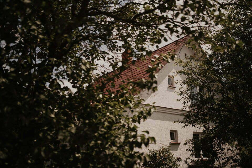 Gaba & Kacper - Rustykalny ślub Białystok 1